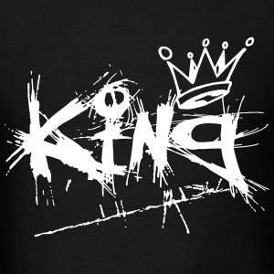 King Couple - Men's T-Shirt