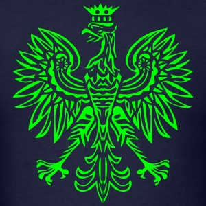 Eagle Emblem T-Shirts - Men's T-Shirt