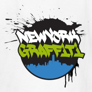 VERS Design for New York Graffiti Color Logo - Kid - Kids' T-Shirt