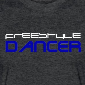 Freestyle Dancer Tshirt - Fitted Cotton/Poly T-Shirt by Next Level