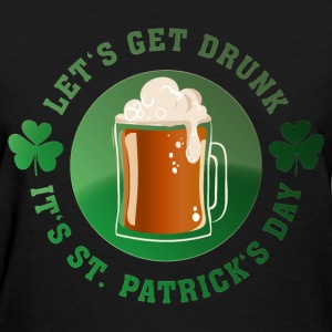 st_patricks_day_06201602 Women's T-Shirts - Women's T-Shirt