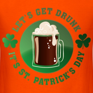 st_patricks_day_06201603 T-Shirts - Men's T-Shirt