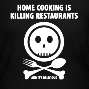 Home Cooking Shirt - Women's Long Sleeve Jersey T-Shirt