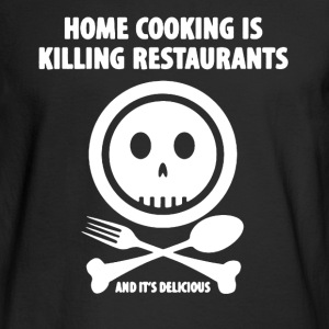 Home Cooking Shirt - Men's Long Sleeve T-Shirt