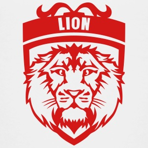 lion head logo 809 Kids' Shirts - Kids' Premium T-Shirt