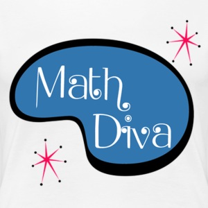Math Diva! - Women's Premium T-Shirt