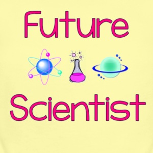 Future Scientist - Short Sleeve Baby Bodysuit