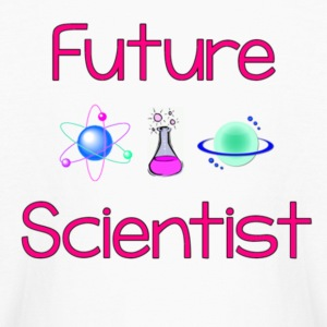 Future Scientist - Kids' Long Sleeve T-Shirt