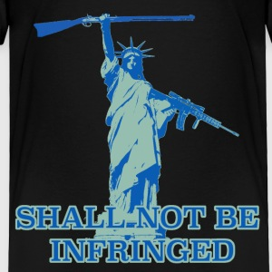 SHALL NOT BE INFRINGED 2 - Toddler Premium T-Shirt