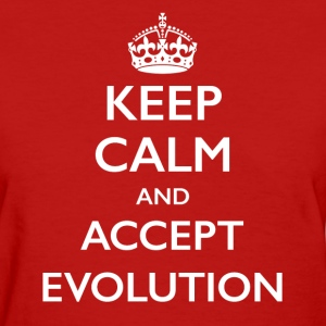 Keep Calm Evolution dark