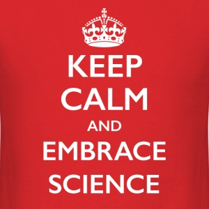 Keep Calm Science dark