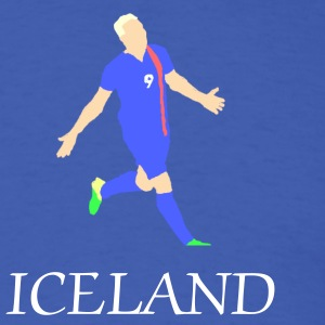 Iceland European Cup T-Shirt - Men's T-Shirt