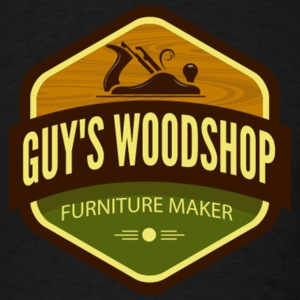 Guys Woodshop T Shirt - Men's T-Shirt
