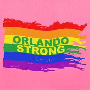 ORLANDO STRONG WAVE II  - Tote Bag