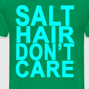 salt_hair_dont_care_ - Men's Premium T-Shirt