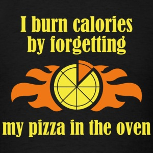 I Burn Calories - Men's T-Shirt