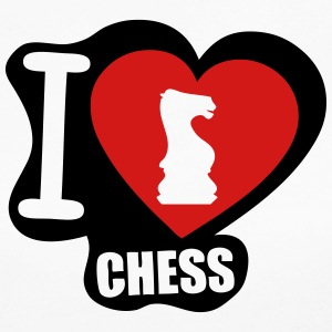 i love chess Long Sleeve Shirts - Women's Long Sleeve Jersey T-Shirt