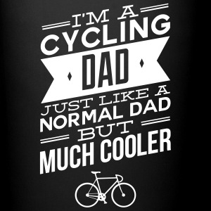 I'm A Cycling Dad... Mugs & Drinkware - Full Color Mug