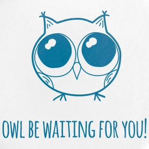 Owl be waiting for you! - badges - Small Buttons