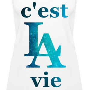 C'est LA vie Tanks - Women's Premium Tank Top