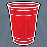 Design ~ Red Cup Party by Tai's Tees