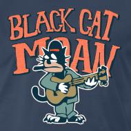 Design ~ black cat moan