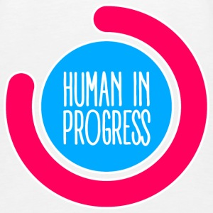 Human in progress - Women's Premium Tank Top