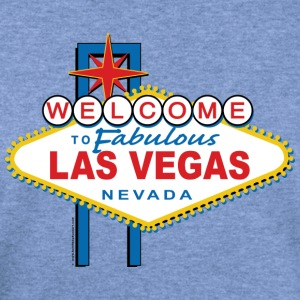 Welcome To Las Vegas - Women's Wideneck Sweatshirt
