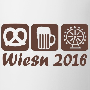 Wiesn 2016 Mugs & Drinkware - Coffee/Tea Mug