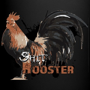 Rooster Mugs & Drinkware - Full Color Mug