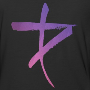 logo purple T-Shirts - Baseball T-Shirt