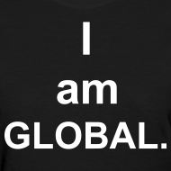 Design ~ I am Global (created for charity)