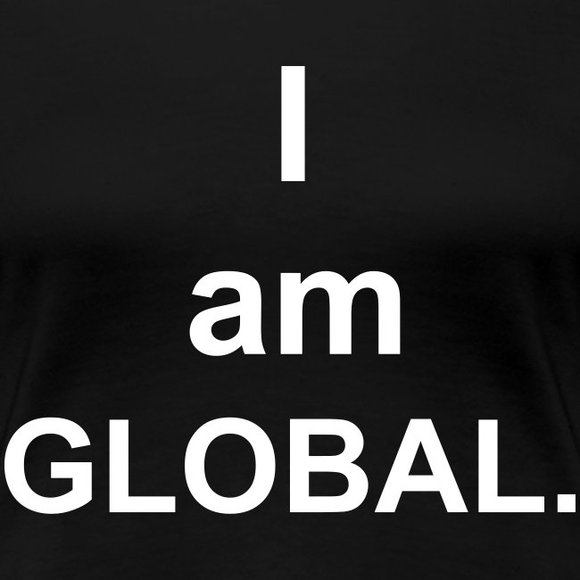 I am Global (created for charity)