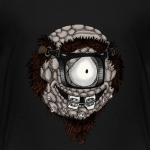 Monster Nerd - Kids' Premium T-Shirt