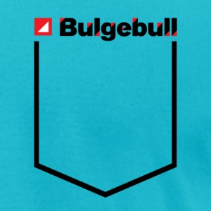 BULGEBULL POCKET - Men's T-Shirt by American Apparel