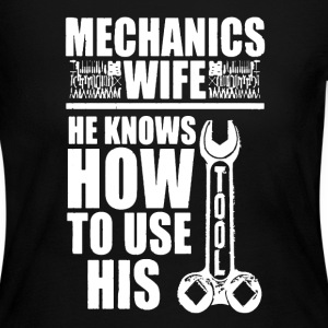 Mechanics Wife Shirt - Women's Long Sleeve Jersey T-Shirt