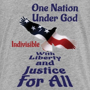 One Nation Under God Baby & Toddler Shirts - Toddler Premium T-Shirt