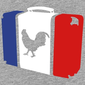 bag coq france country flag emblem Kids' Shirts - Kids' Premium T-Shirt