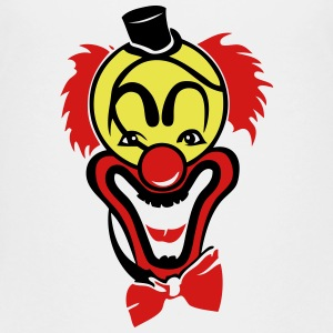 tennis ball clown nose red bow tie Kids' Shirts - Kids' Premium T-Shirt