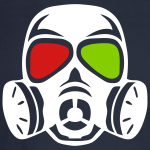 gas mask 706 Long Sleeve Shirts - Men's Long Sleeve T-Shirt