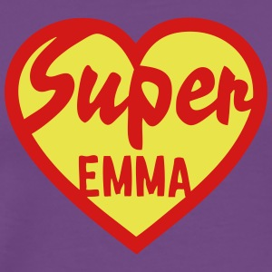 emma heart super T-Shirts - Men's Premium T-Shirt