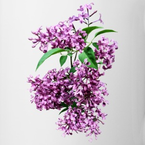 Elegant Lilacs - Coffee/Tea Mug