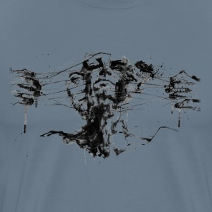 Abstract Drawing - Men's Premium T-Shirt
