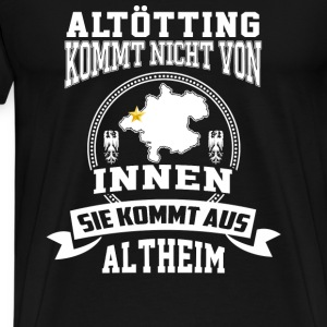 Cool T-shirt for Altheim Austria citizens - Men's Premium T-Shirt
