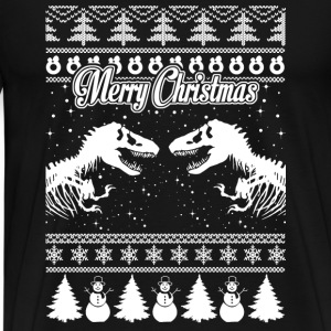 Dinosaur - Christmas gift for Dinosaur lover - Men's Premium T-Shirt