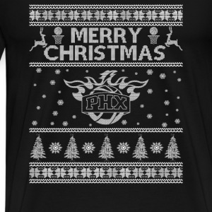 Phoenix Suns - Christmas ugly sweater - Men's Premium T-Shirt