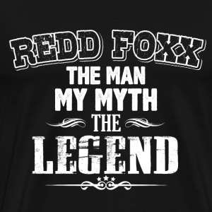 myth- redd foxx the man my myth the legend - Men's Premium T-Shirt