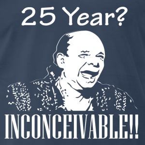 inconceivable - Men's Premium T-Shirt