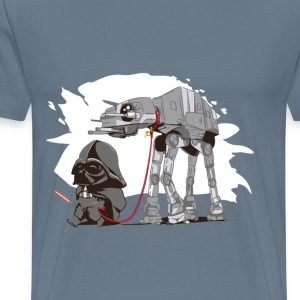 war - star war - Men's Premium T-Shirt