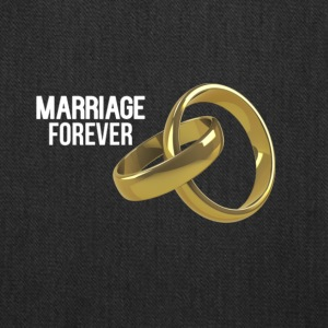 Marriage Forever Tote Bag - Tote Bag